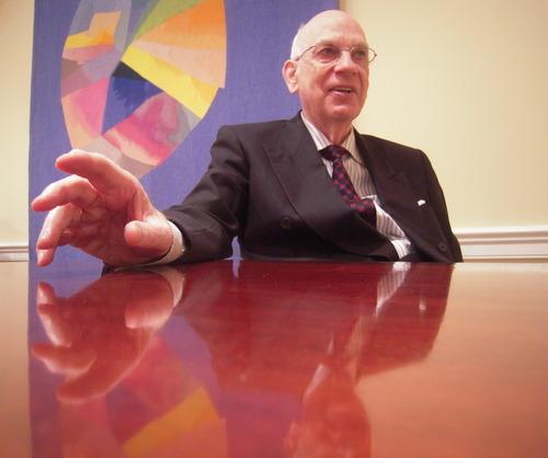 Thomas Burr   The Salt Lake Tribune Former Sen. Bob Bennett