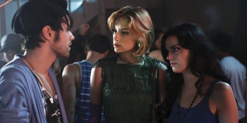 Thomas Dekker, Haley Bennett and Roxane Mesquida in Gregg Araki's sex comedy