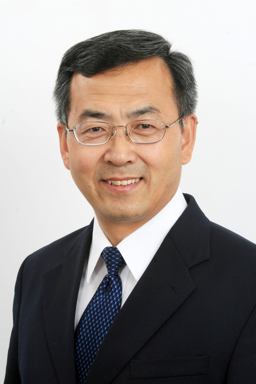 Westminster's new business dean Jin Wang. Photo courtesy of Westminster College.