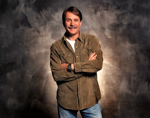 Jeff Foxworthy performs in Salt Lake City Friday.