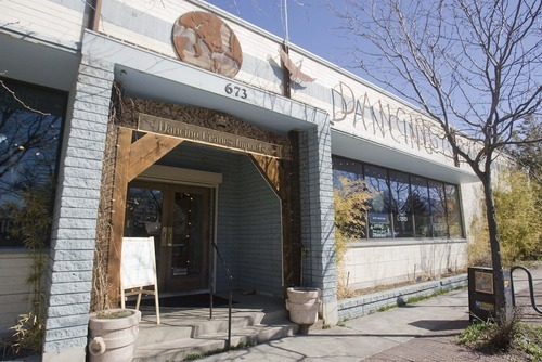 Dancing Crane Cafe Salt Lake City
