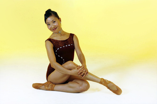 Francisco Kjolseth  |  The Salt Lake Tribune Ballet West principal dancer Romi Beppu, who is retiring to start her own ballet school in her native Hawaii.