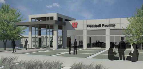 Utes To Bulk Up Football Facilities The Salt Lake Tribune