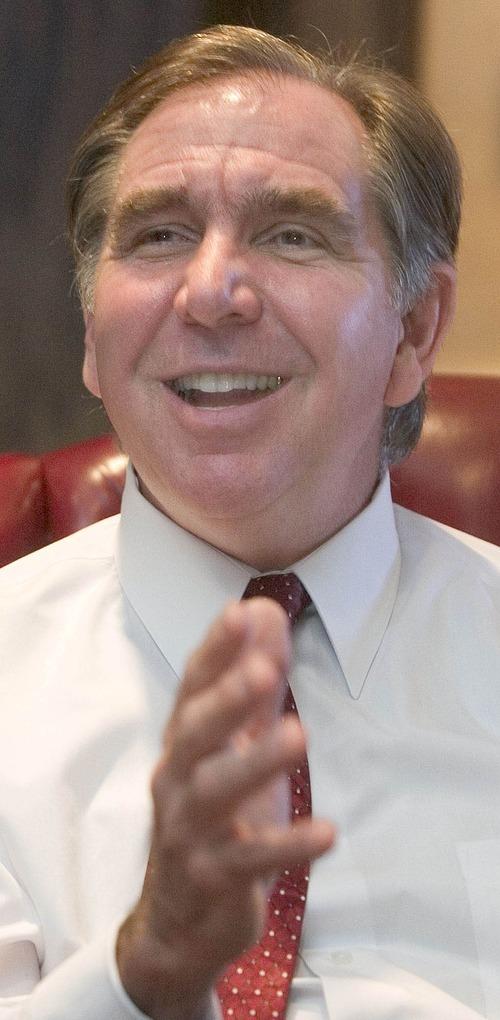 University of Utah president Michael Young. Salt Lake Tribune file photo