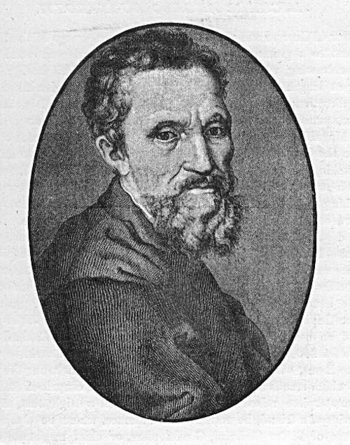 Michelangelo Buonarroti, 1475-1564.