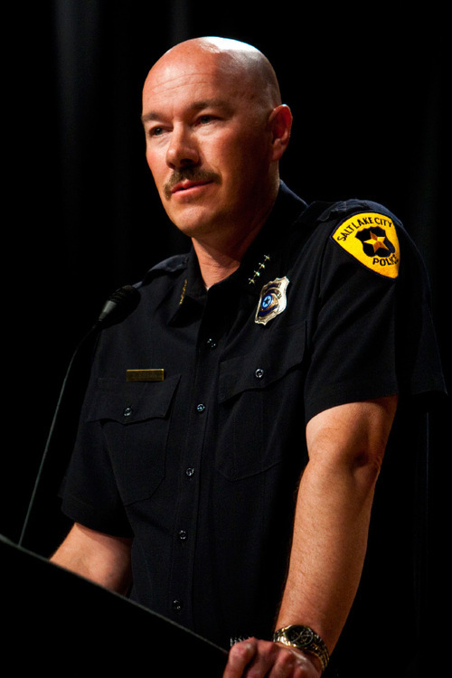Chris Detrick | Tribune File Photo Salt Lake City Police Chief Chris Burbank joined criticism of the Utah laws enacted this year, saying they will erode the trust of law enforcement in the immigrant community and impose on the rights of citizens.