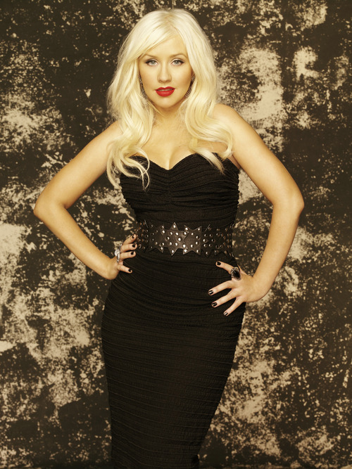 Christina Aguilera is a coach on
