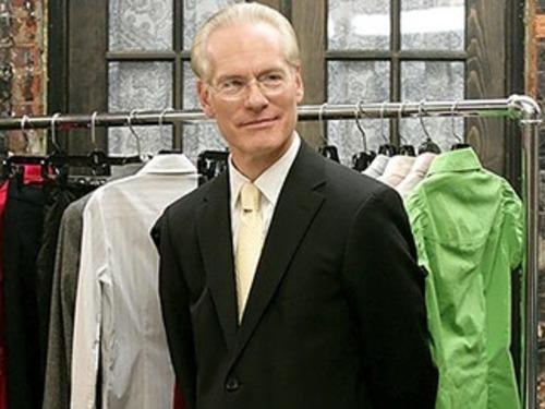 Tim Gunn, the fashion icon from