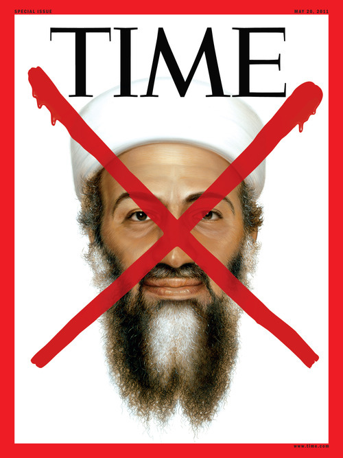 Cover of upcoming Time magazine issue. (AP photo)
