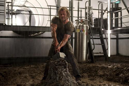 Chris Hemsworth stars in