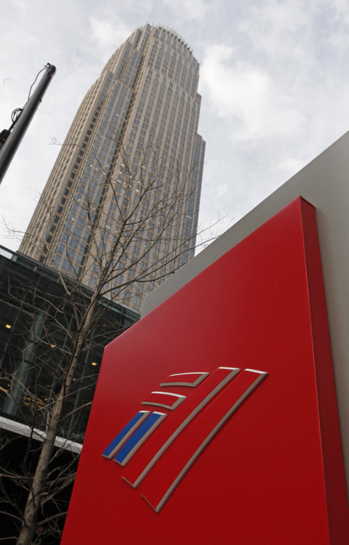 Chuck Burton  |  AP file photo Bank of America, headquarterd in Charlotte, N.C., said Wednesday the Federal Reserve has objected to its plan for raising its dividend in the second half of this year.