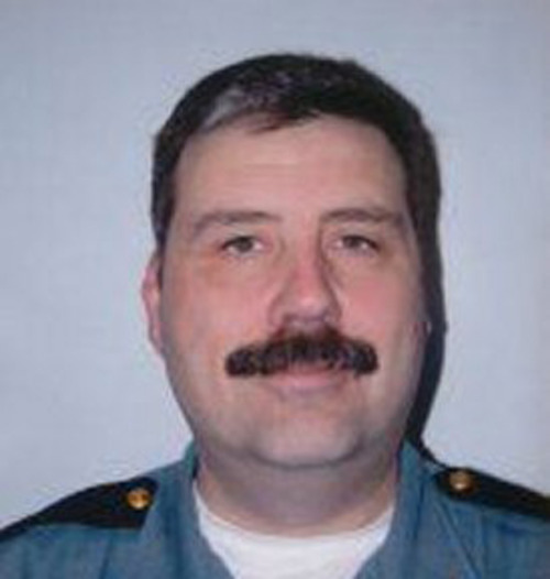 Courtesy of Rick Bonneau Rick Bonneau, the deputy chief of police for Skowhegan, Maine, is one of an unknown number of New England residents whose Social Security numbers were used by Utah to provide Medicaid benefits to undocumented immigrants.