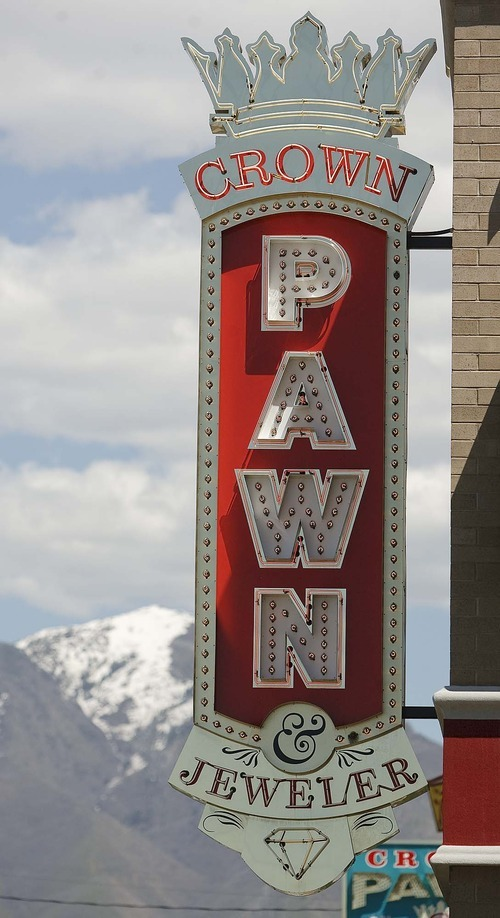For richer for poorer utah pawn and payday businesses for Michaels craft store utah
