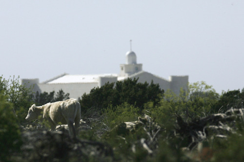 Chris Detrick     Tribune file photo Texas authorities said today that they have completed their investigation of the polygamous FLDS sect's YFZ Ranch at Eldorado and have left the property.