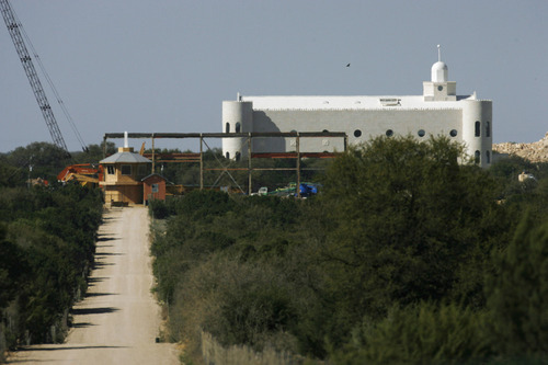 Eldorado, Texas --4/10/08-- The YFZ