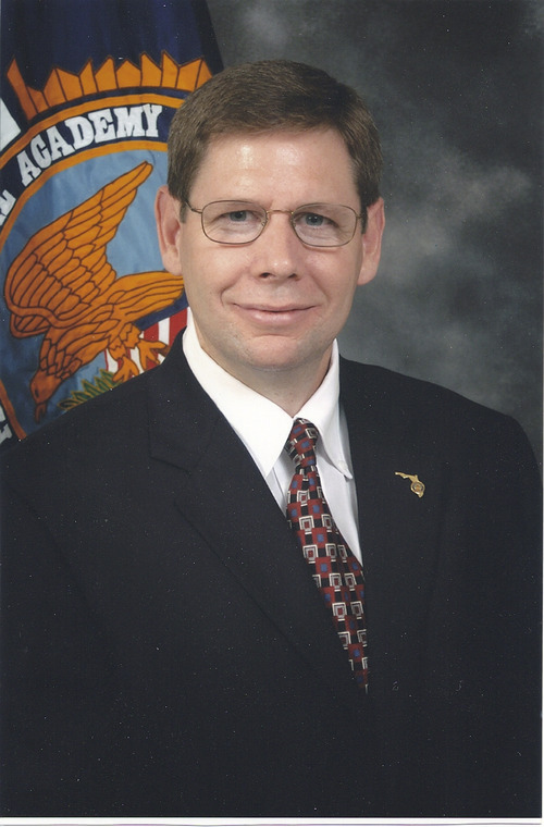 Rick Gregory • Nominated by Provo Mayor John R. Curtis to replace Craig Geslison as the city's police chief.