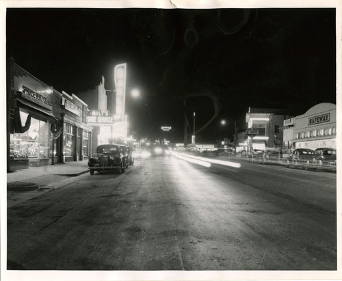 File photo | The Salt Lake Tribune  This is an undated photo of 2100 South at about 1000 East.