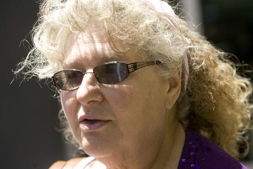 Djamila Grossman The Salt Lake Tribune Debbie Mitchell Brian David S Ex Wife