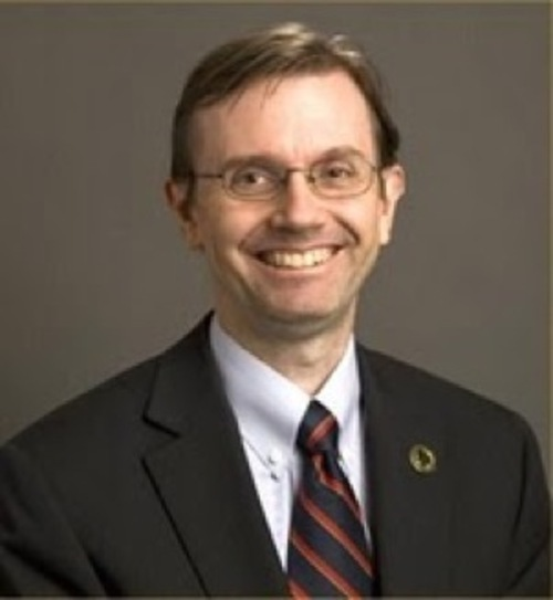 Rep. Fred Cox, R-West Valley City