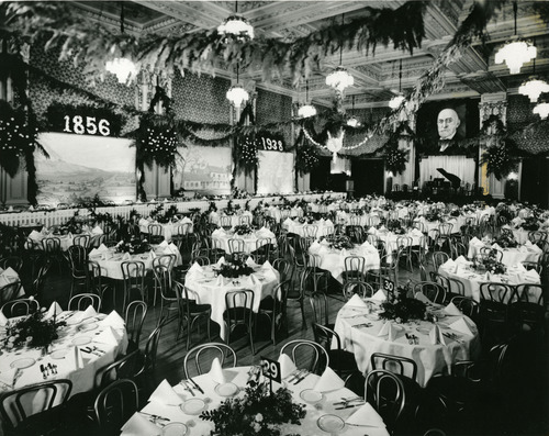 A Look Back Photos Of The Grand Old Days Of Hotel Utah