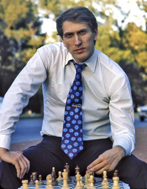 Bobby Fischer Courtesy Harry Benson | HBO