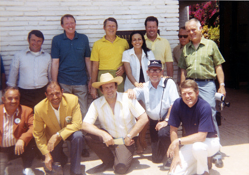 After a 1971 deep sea fishing trip to Mexico and before their fatal flight home, nine members of