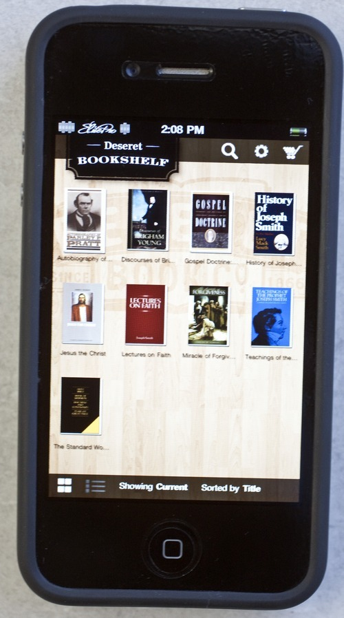 deseretbook app for iphone