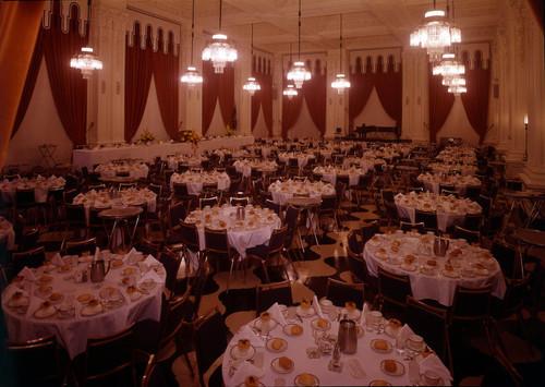 Photo courtesy Marriott Library Hotel Utah decor in 1959. Thursday is Hotel Utah's 100th anniversary.