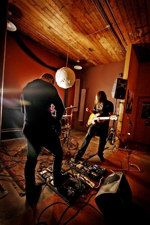 Sleeping in Gethsemane will perform at Crucial Fest in Salt Lake City.