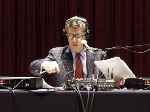 Ira Glass, host and producer of National Public Radio's