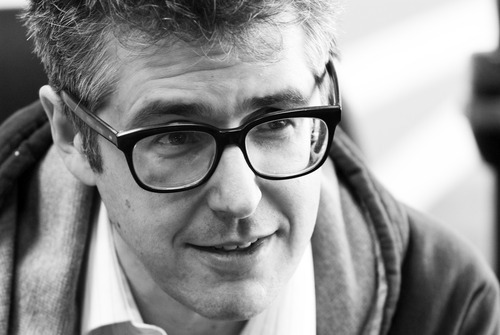 Ira Glass, host and producer of Public Radio International's