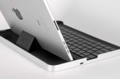 The ZAGGmate case/keyboard for the original, first-generation iPad.  Courtesy Photo