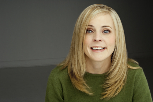 Comic Maria Bamford performs stand-up Wednesday, June 29 in West Valley City. Courtesy photo