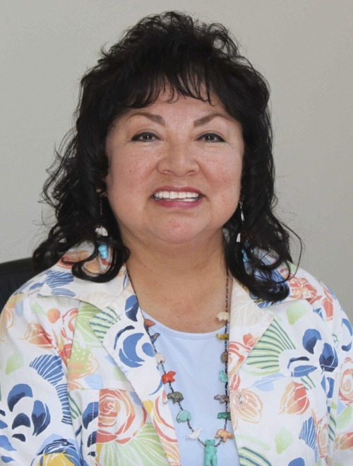 Photo courtesy state of Utah Shirlee Silversmith is the new director of Utah's Office of Indian Affairs.