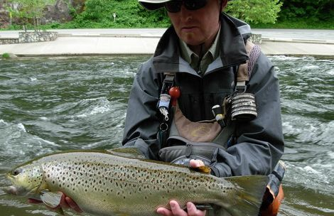 Utahns ready to fly fish for the red white and blue the for Fly fishing team usa