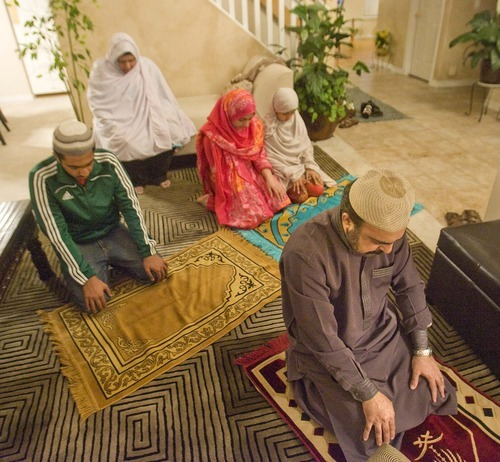 Utah's Muslim dads lead by example, and stress choice, not force ...