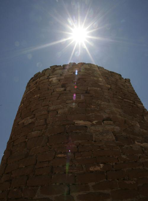 Tribune file photo Historic Pueblo ruins at Hovenweep National Monument.