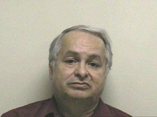 Carlos Counter, 65. Photo courtesy of Utah County jail.