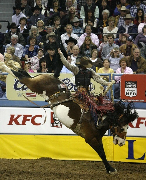 Rodeo S Wright Brothers Are Flying High The Salt Lake