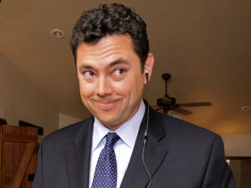 Rep. Jason Chaffetz, R-Utah, says he considers Sen. Orrin Hatch vulnerable in next year's election.