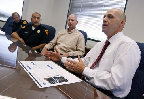 Fbi Digital Crime Lab In High Demand The Salt Lake Tribune