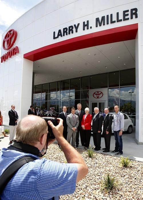 Miller Group Car Dealership