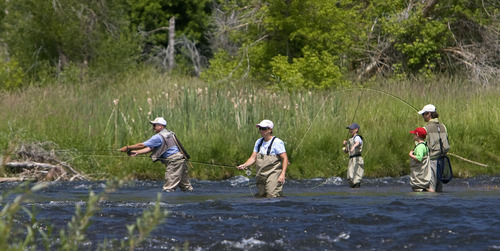 Fishing Guides Leading Charge For New License Requirement