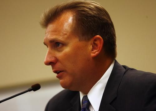 FILE PHOTO | The Salt Lake Tribune Sen. Curt Bramble.