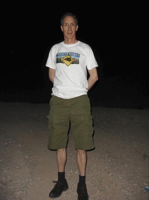 Courtesy of Nevada Highway Patrol Warren Jeffs during his arrest near Las Vegas - August 28, 2006 .