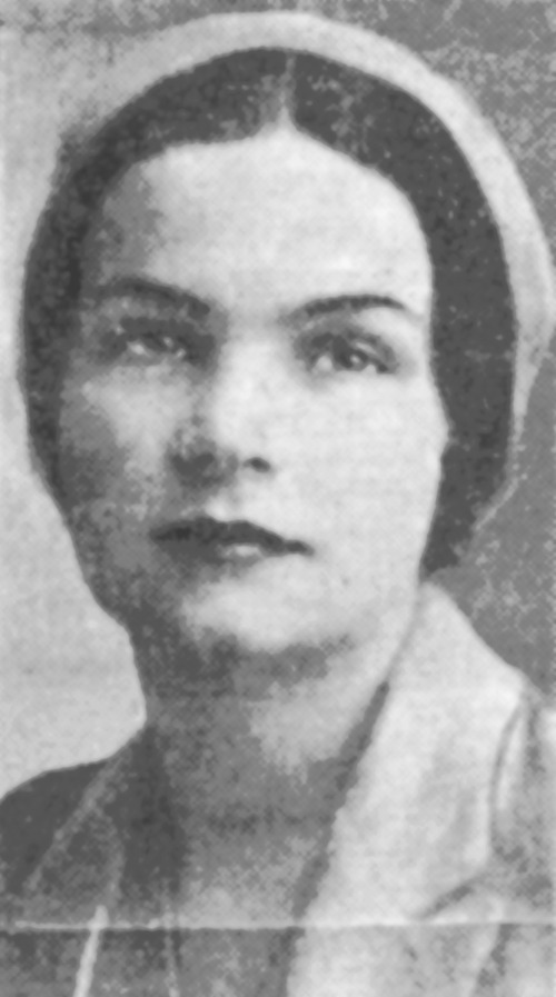 Helen Foster file photo from the Jan. 31, 1932, edition of The Tribune, which reported that Utahns in Shanghai were still safe.