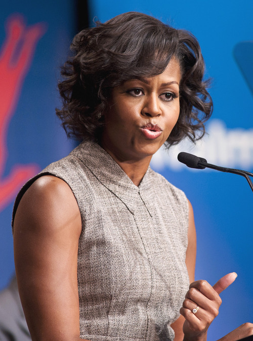 michelle obamas thesis cbs New york (cbs/ap) — michelle obama will visit 10 cities to promote her memoir becoming, a tour featuring arenas and other performing centers to accommodate crowds far too big for any.