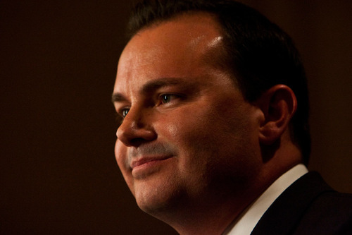 Chris Detrick     Tribune file photo  Sen. Mike Lee, R-Utah, acknowledges that the best shot at passing a balanced budget amendment has slipped away with passage of the debt-ceiling hike deal. But he plans on continuing to work on his No. 1 priority in Congress.