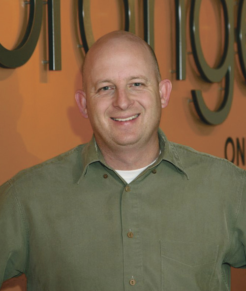Jay Bean is founder and CEO of OrangeSoda. Courtesy Photo