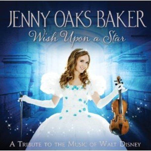 Cover of Jenny Oaks Baker's new album.